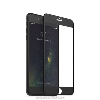 3D full cover tempered glass for iphone 8 glass screen protector