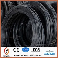 Black Annealed Wire Used For Bailing