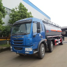 High quality low price FAW 6X2 15000L chemical liquid truck