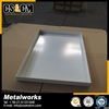 Custom made aluminum laser cutting electrical box enclosure