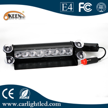High Quality Led Warning Light Bar 12v Red and Blue Colors ABS led lamp
