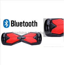 8'' bluetooth hover board 2 wheel light Weight electric foot scooter