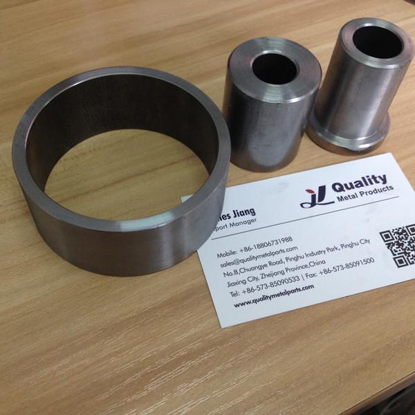 High quality hardened small sleeve bushing motor shaft for Small electric motor bushings