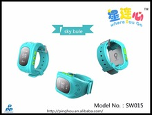 2015 kids smart watch hidden GPS ,support android gps wacth