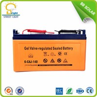 Newest 12V 50ah rechargeable mf deep cycle sealed gel agm storage battery