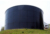 Biogas digester anaerobic fermentation steel Storage tanks for Grains, liquid manure, dung water