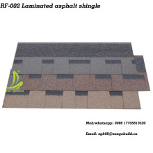 2017 best-seller Recyclability metal architectural asphalt shingles roof tiles from China