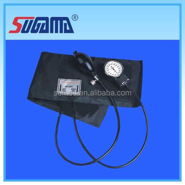 Good quality aneroid sphymomanometer for exported