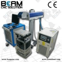 Updated laser marking machine price/BCJ-50W YAG metal marking machine eastern price