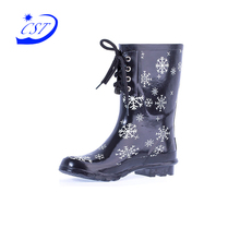 Wholesale products girls overshoes lightweight women candy color rain boots