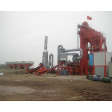 Hot sale automatic mini portable asphalt plant made in china