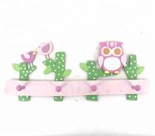 Kids Themed Coat wall hanging hook for kids Room or Nursery