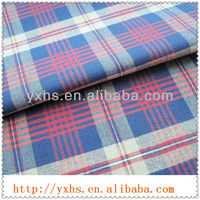 yarn dyed cotton oxford cloth fabric