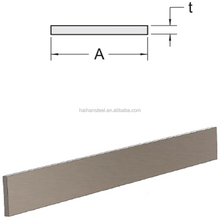 best price high quality Q235 A36 ms steel flat bar