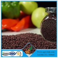 Humic amino acid NPK 14 - 0 - 1 granular for fruit