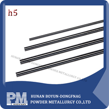 PM Tungsten carbide rod with h5