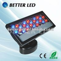 Waterproof High Power RGB DMX LED Wall Washer