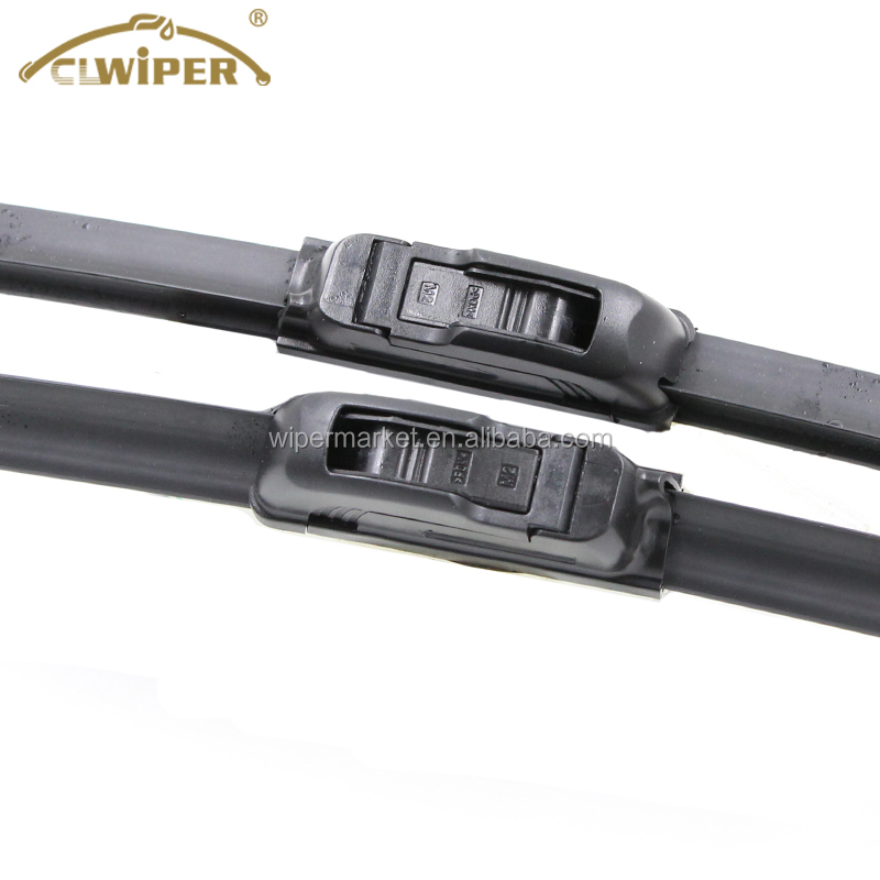 factory wholesale frameless windshield wiper auto accessories soft wipers
