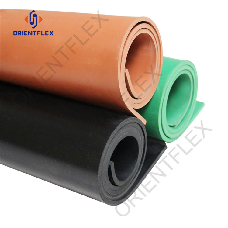 Best selling durable high temperature resistant epdm rubber sheet suppliers factory