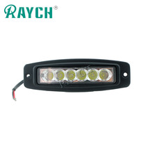 Spotlight Flood 12V 18W Car LED Work Light Bar LED Light Work Lamp Driving Running Light Fog Offroad SUV 4WD Boat Tractor