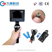 JIUTAI 3.9mm Industrial Endoscope with 2/4/all Way Articulation