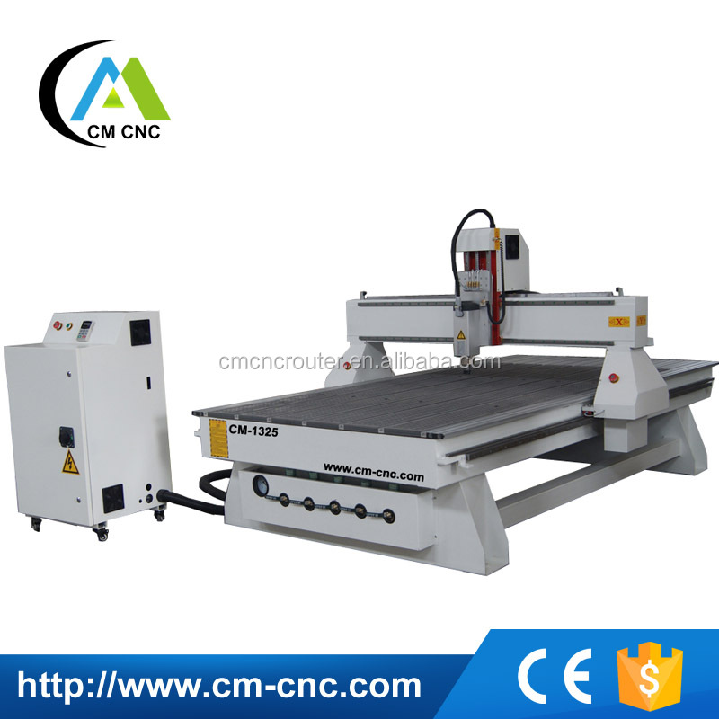 CM-1325 Good Price Wood Furniture Design Carving 3D CNC Router