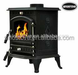 industrial wood burning stove with oven factory direct