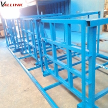 Gravity speed rack pallet racking /storage stacking rack/container