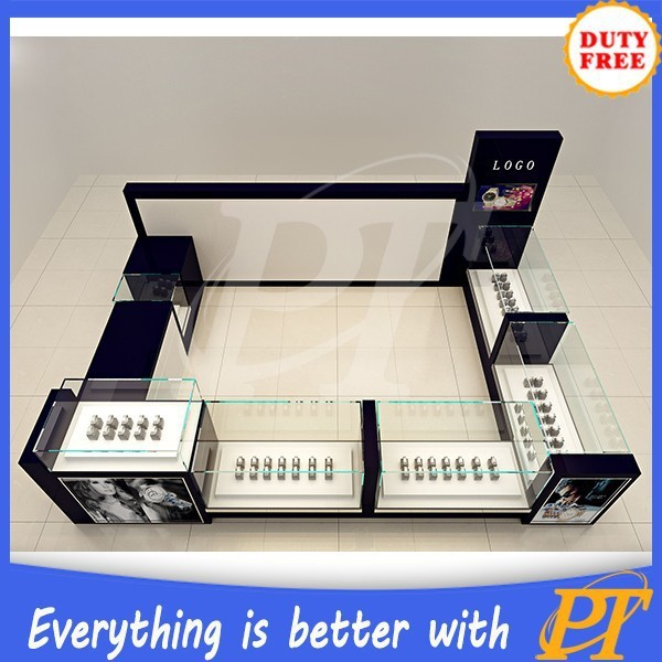 2015 new products jewellery mall kiosk design