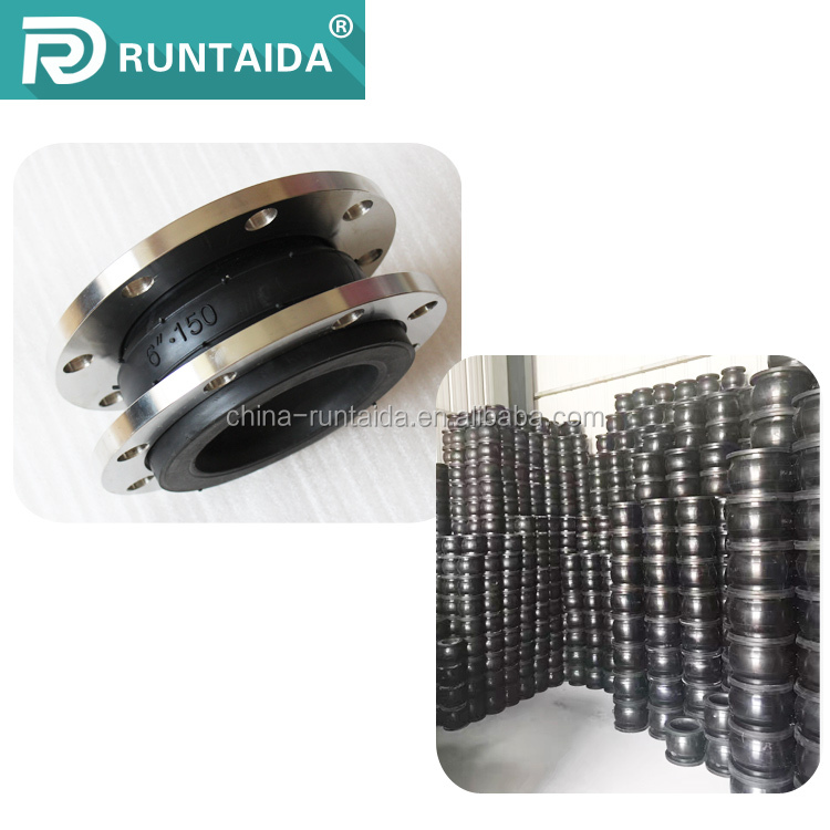 High quality expansion flexible rubber expansion joints concrete for hydraulic system