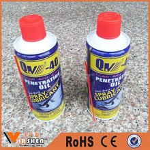 Penetrating oil anti rust agent spray lubricant,corrosion inhibitor