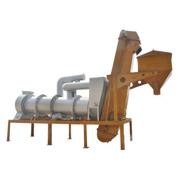 Best quality high efficiency 64t/h portable asphalt mixing plant
