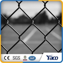 Safety decorative outdoor chain link dog fence