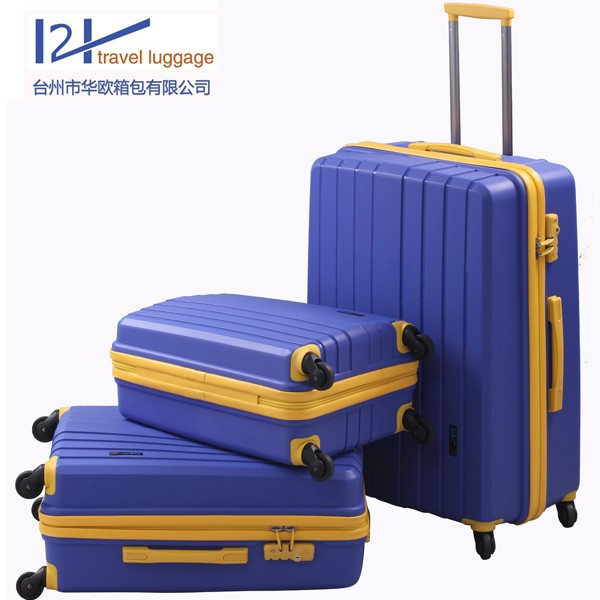 new plastic cover luggage