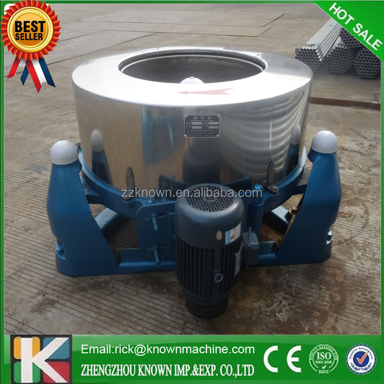new design commercial spin dryer / water extractor for clothes
