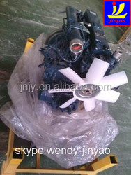 PC55MR-2 used motor, excavator second hand motor for 4D88E, Japan original used motor assy