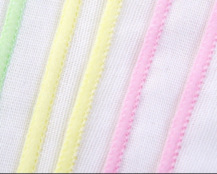 100% Cotton Gauze Towel Kitchen Cheesecloth Baby Sweat Towel Cotton Baby Face Towel