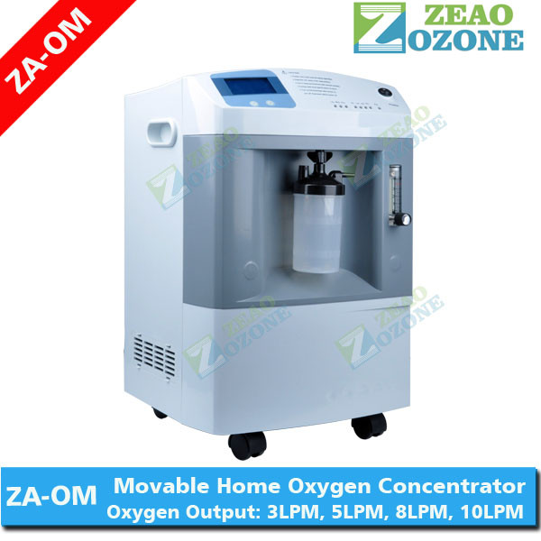 Hospital equipment and machines - 5 Liter portable oxygen concentrator
