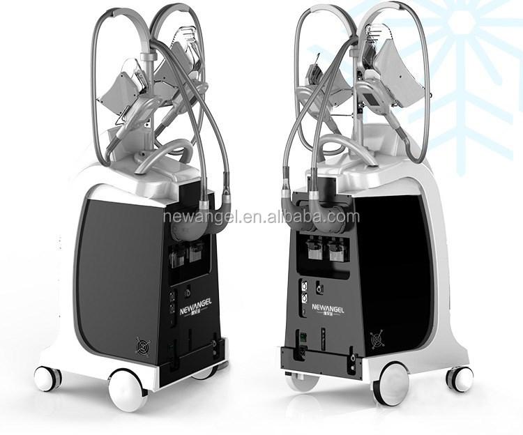 Newangel corpo emagrecimento máquina cryolipolysis máquina de congelação de gordura