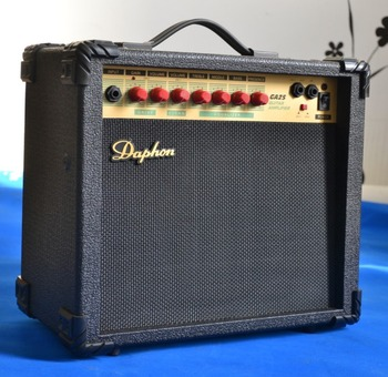 Musician favourite Daphon 25W amplifier guitar Manufacturer