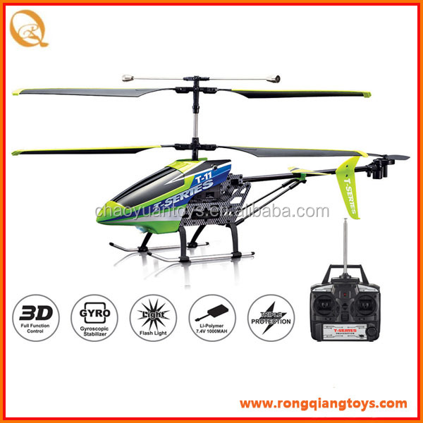 2014 new 2.4G 3CH metal pro helicopter metal 3d helicopter metal helicopter models RC0012611
