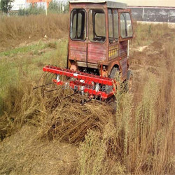 9L -1.8 Series tractor Trailed grass rake with rubber tyres