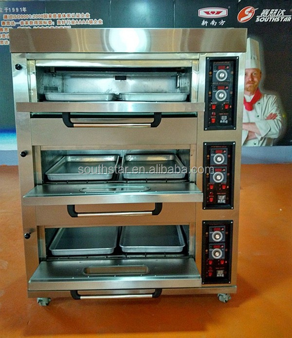 Southstar Commercial Industrial Kitchen Machine Used Bakery Oven ...