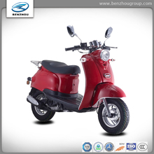 TAIZHOU hot best saling cheap YY50QT-15 used 50cc gas scooter with EEC