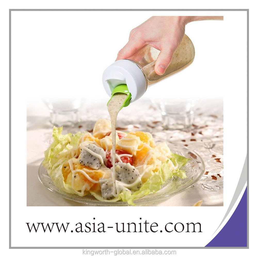 Salad Dressing Mixer Bottle