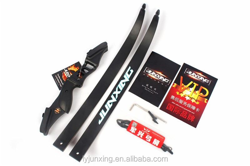 F177 New aluminum hunting and fishing recurve bow, wholesale archery bows