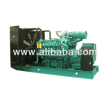 low, middle speed diesel generator