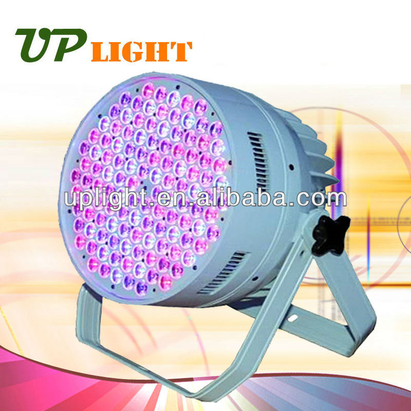 120pcs*3w edison led chip rgbw high power led stage par lights