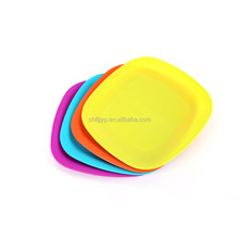 High grade holder dish promotional party plates wholesale premium kids lunch plate