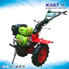 Multifunctional orchard hiller hand push tractor and power tiller walking tractor